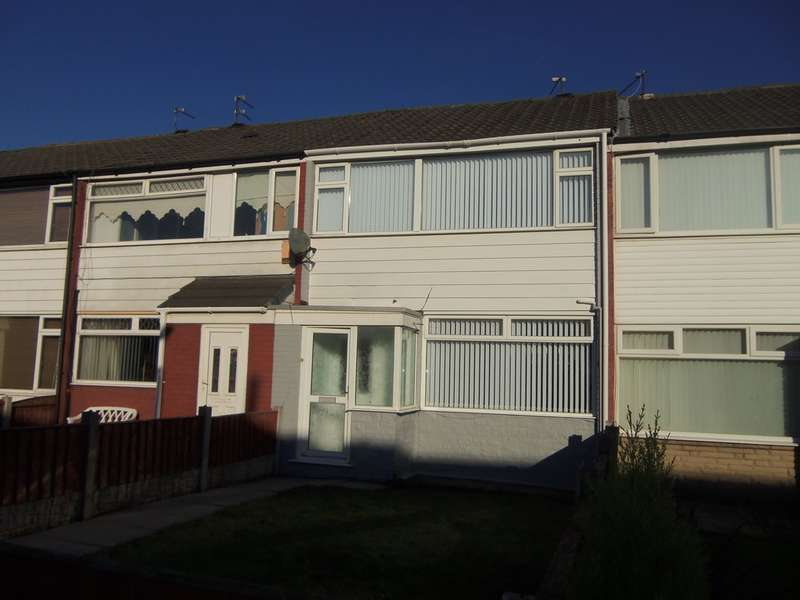 3 Bedrooms Terraced House for sale in Scafell Walk, Netherley, Liverpool