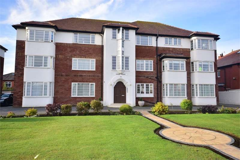 2 Bedrooms Apartment Flat for sale in Kings Court, 196 Clifton Drive South, LYTHAM ST ANNES, FY8