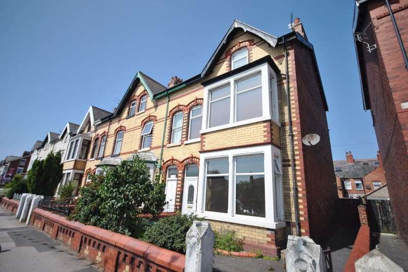3 Bedrooms Apartment Flat for sale in 113 St Albans Road, Lytham St Annes, FY8