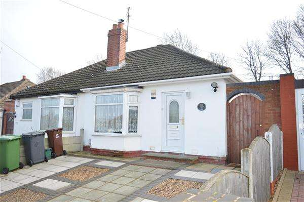 3 Bedrooms Bungalow for sale in Pruden Avenue, Lanesfield, Wolverhampton