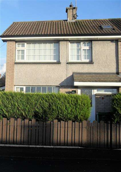 2 Bedrooms End Of Terrace House for sale in 26 Kilmacormic Drive