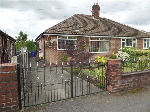 2 Bedrooms Bungalow for sale in Nuthurst Road, Manchester