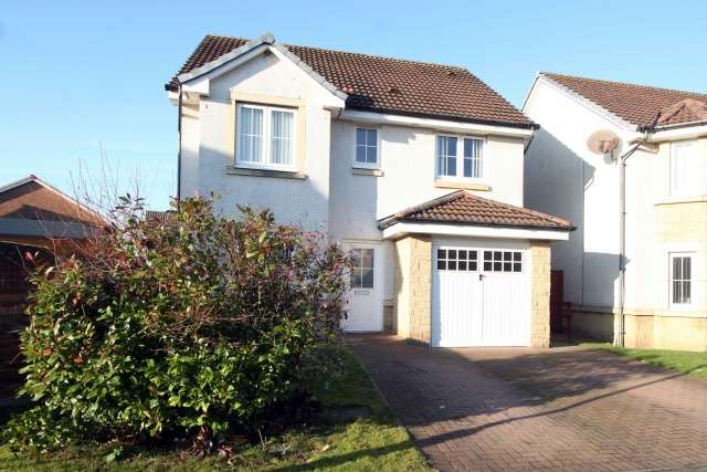 4 Bedrooms Detached House for sale in Sir Thomas Elder Way, Kirkcaldy, Fife, KY2 6ZR