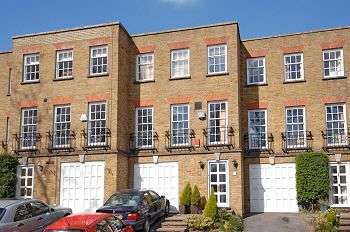 4 Bedrooms Town House for sale in Woodclyffe Drive , Chislehurst, Kent, BR7 5NT