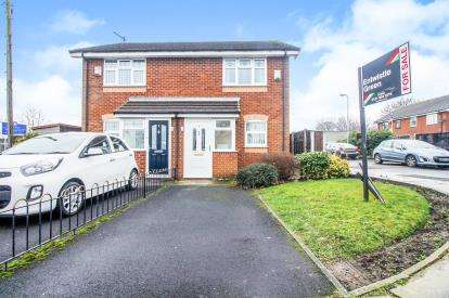 2 Bedrooms Semi Detached House for sale in Morgan Mews, Bootle, Merseyside, L30