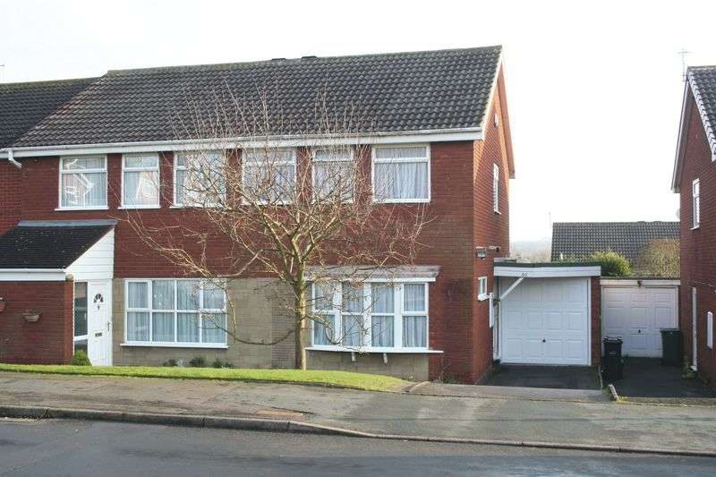 3 Bedrooms Semi Detached House for sale in KINGSWINFORD, Charterfield Drive