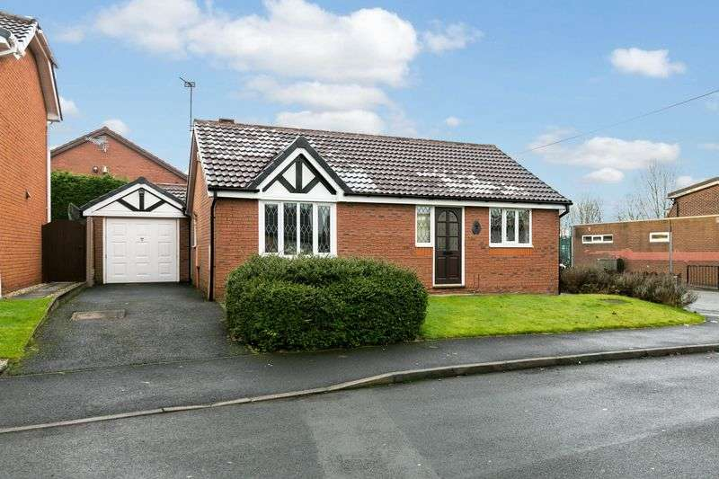 2 Bedrooms Detached Bungalow for sale in Locks View, Ince, WN1 3HL