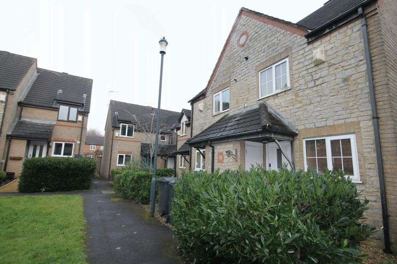 2 Bedrooms Terraced House for sale in Hay Leaze, Brimsham Park