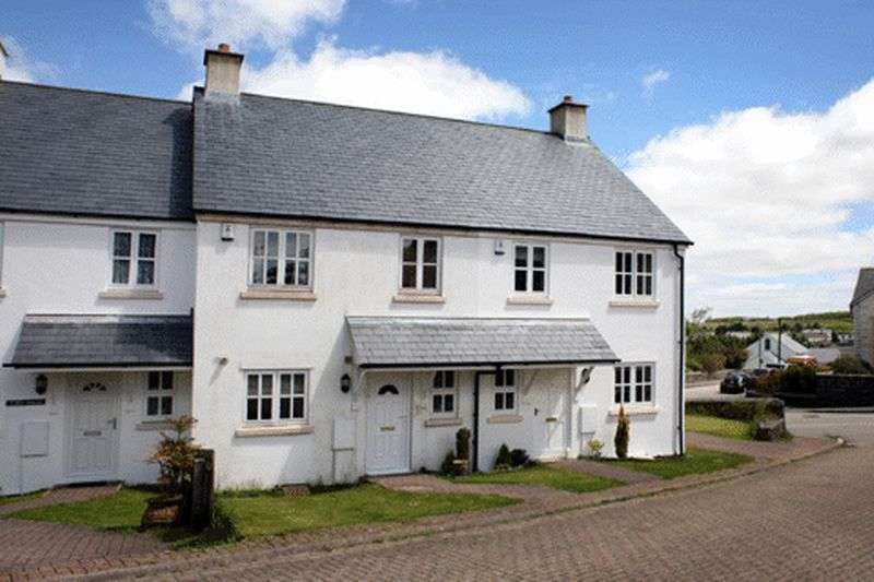 3 Bedrooms Terraced House for sale in Fern Terrace, Yelverton