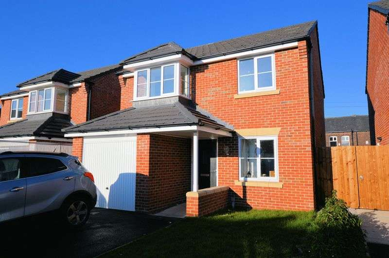 3 Bedrooms Detached House for sale in Dumers Chase, Radcliffe
