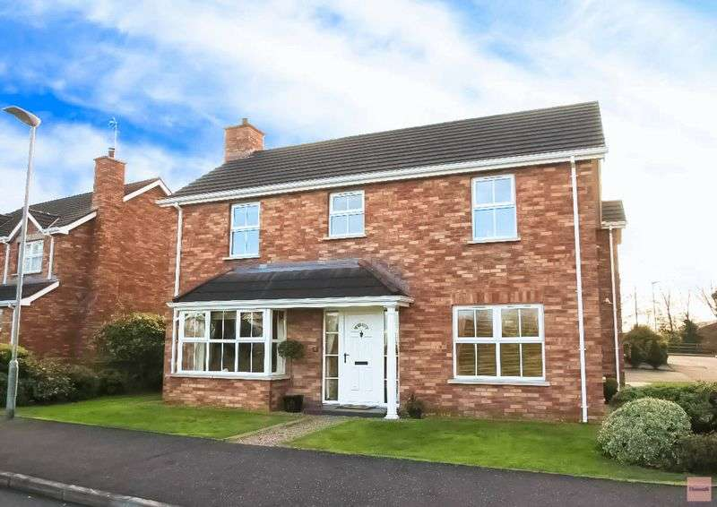 5 Bedrooms Detached House for sale in 5 Bocombra Manor, Portadown
