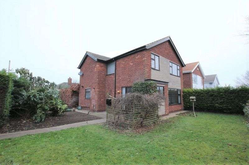 4 Bedrooms Detached House for sale in LOUTH ROAD, HOLTON LE CLAY