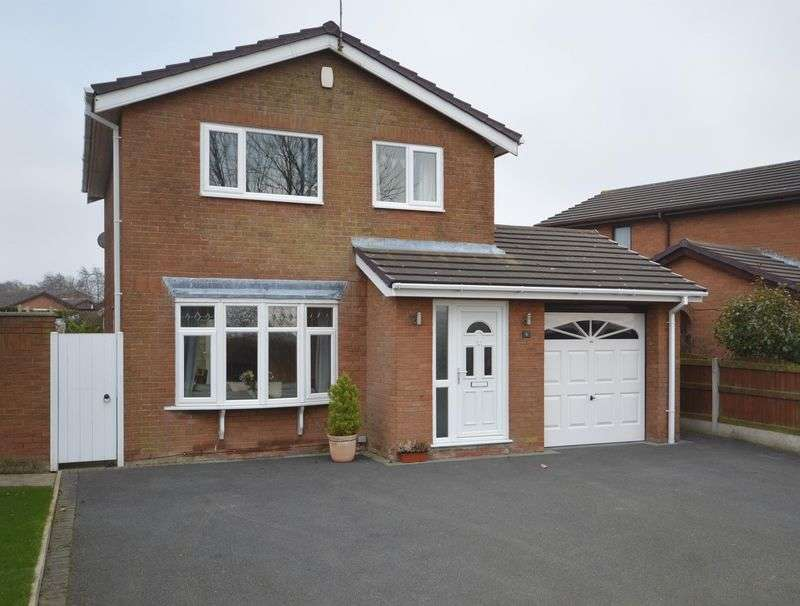 3 Bedrooms Detached House for sale in Locker Park, Greasby