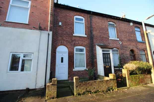 2 Bedrooms Terraced House for sale in New Herbert Street, Salford, Lancashire, M6 7RW