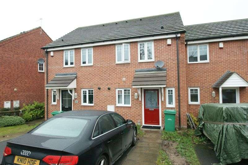 2 Bedrooms House for sale in Bakewell Drive, Top Valley, Nottingham
