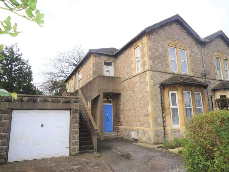 2 Bedrooms Flat for sale in Hill Road, Weston-Super-Mare