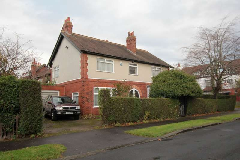 5 Bedrooms Detached House for sale in West Parade, Leeds, West Yorkshire, LS16
