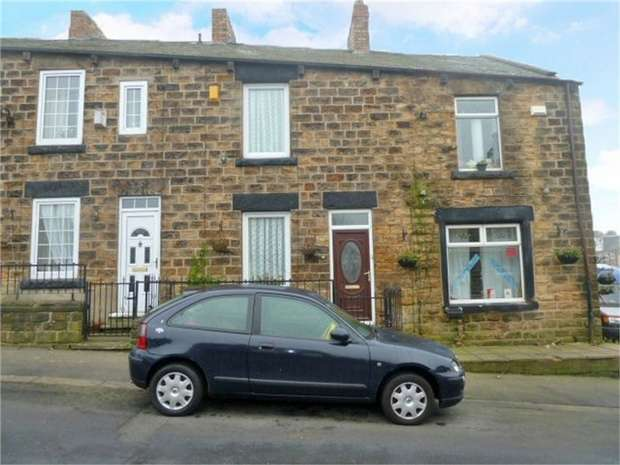 2 Bedrooms Terraced House for sale in Dobie Street, Barnsley, South Yorkshire
