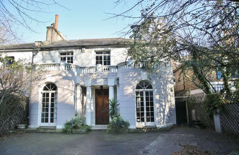 6 Bedrooms Semi Detached House for sale in Wellington Road, St John's Wood, London, NW8 9SP