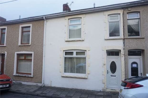 2 Bedrooms Terraced House for sale in Neuaddwen Street, Aberbargoed, BARGOED, Caerphilly