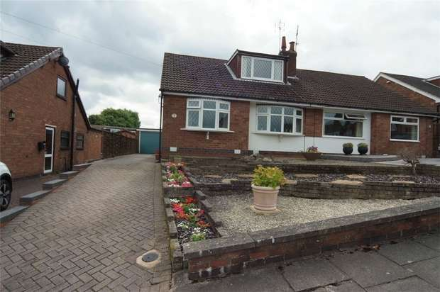 3 Bedrooms Semi Detached Bungalow for sale in Napton Green, Mount Nod, COVENTRY