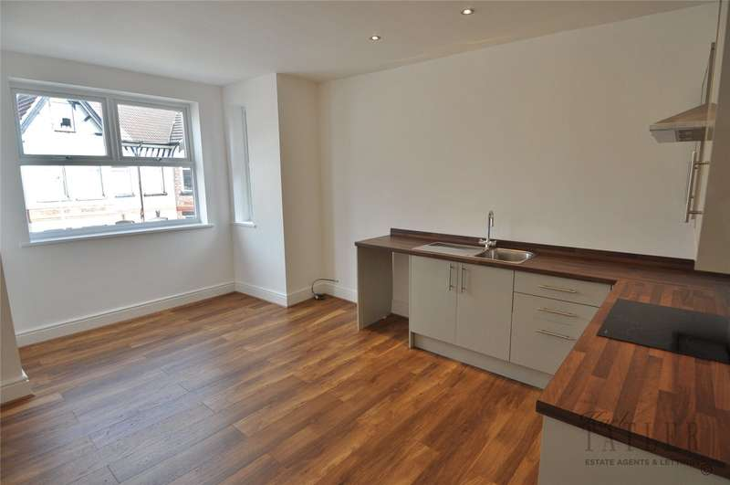 2 Bedrooms Flat for sale in Westbourne Road, West Kirby, Wirral