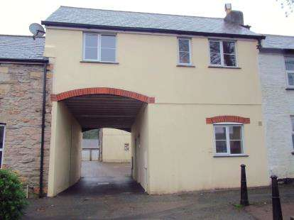 2 Bedrooms Terraced House for sale in Bodmin, Cornwall