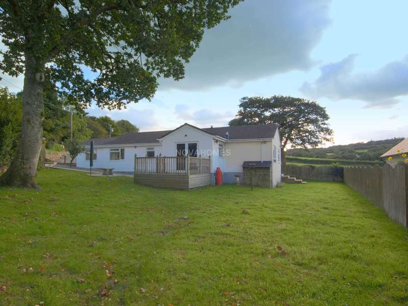 3 Bedrooms Detached House for sale in Downgate,Callington
