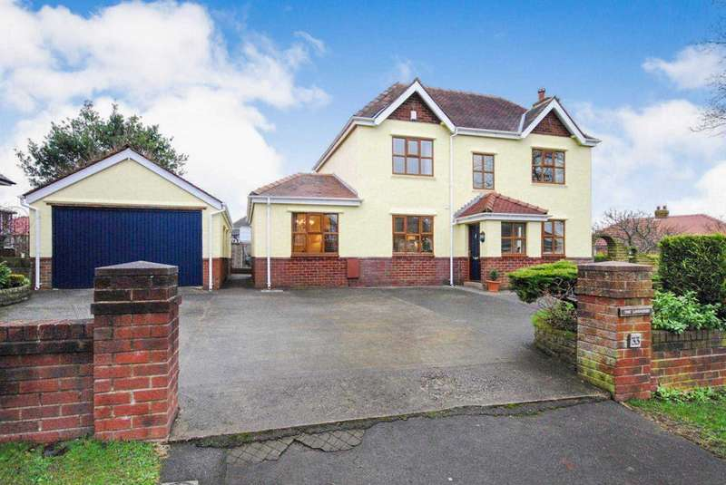 4 Bedrooms Detached House for sale in The Lavenders, Dowbridge, Kirkham