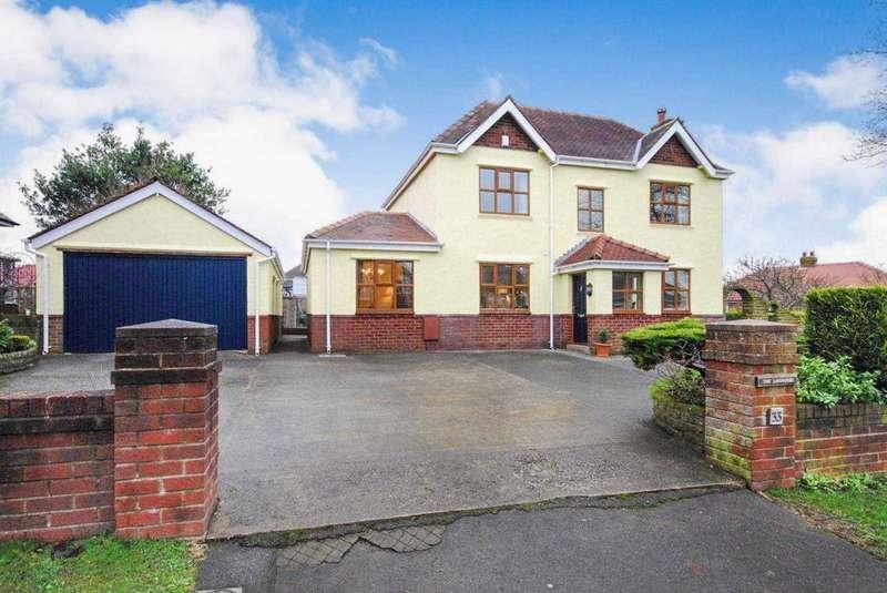 4 Bedrooms Detached House for sale in The Lavenders, Dowbridge, Kirkham