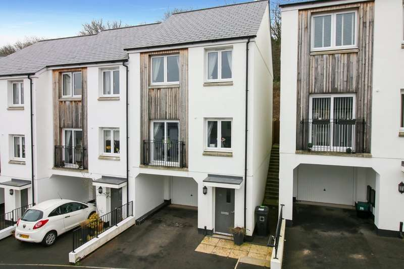 3 Bedrooms End Of Terrace House for sale in Saddleback Close, Ogwell