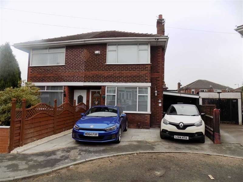 2 Bedrooms Semi Detached House for sale in Mere Avenue, Droylsden, Manchester