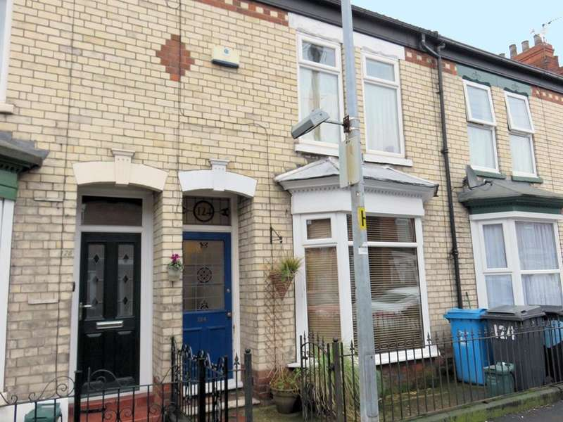 4 Bedrooms House for sale in Clumber Street, HULL, HU5 3AN