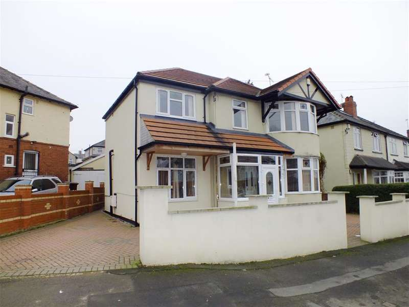 6 Bedrooms Detached House for sale in Copgrove Road, Oakwood, Leeds, LS8 2ST