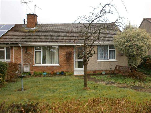 2 Bedrooms Bungalow for sale in VALLEY WAY ROAD, NAILSEA