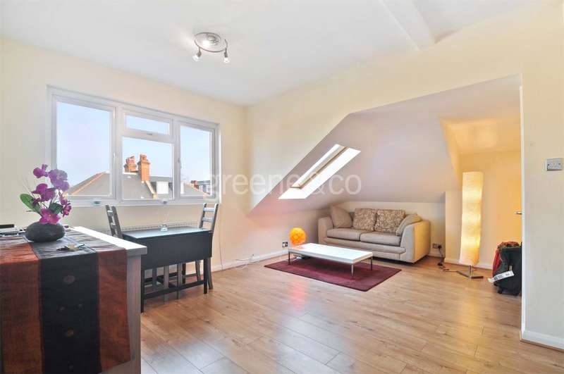 1 Bedroom Flat for sale in Fordwych Road, West Hampstead, London, NW2