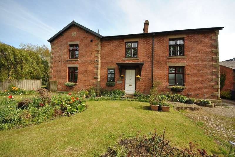 5 Bedrooms Barn Conversion Character Property for sale in Scarisbrick Park, Scarisbrick, Ormskirk, L40 9RZ
