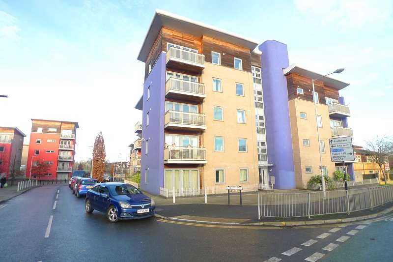 2 Bedrooms Apartment Flat for sale in Cubitt Way, Peterborough, Cambridgeshire. PE2 9NG