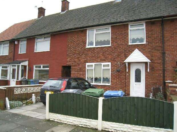 3 Bedrooms Terraced House for sale in Critchley Road, Liverpool