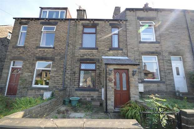2 Bedrooms Terraced House for sale in Station Road, Skelmanthorpe, HUDDERSFIELD, West Yorkshire