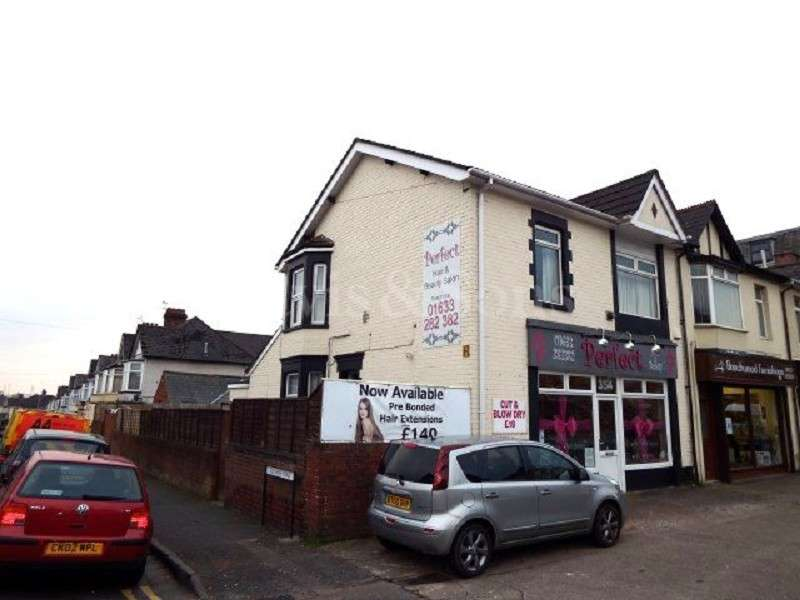 3 Bedrooms End Of Terrace House for sale in Chepstow Road, Newport, South Wales. NP19 8NQ