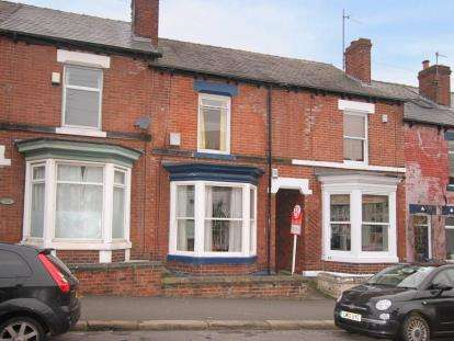 3 Bedrooms Terraced House for sale in Blair Athol Road, Sheffield