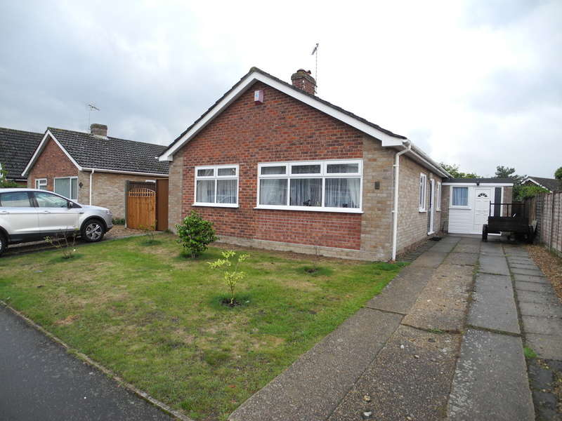 3 Bedrooms Detached Bungalow for sale in Rider Haggard Way, Ditchingham, Bungay