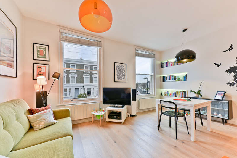 2 Bedrooms Flat for sale in St Thomass Road N4 2QH