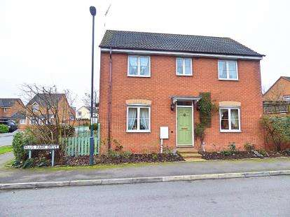 3 Bedrooms Detached House for sale in Ellis Park Drive, Binley, Coventry, West Midlands