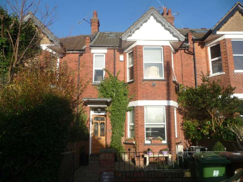 4 Bedrooms Terraced House for sale in Highfield Road, Bushey