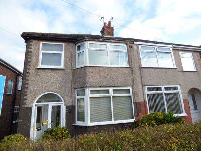 3 Bedrooms Semi Detached House for sale in Hawkshead Drive, Litherland, Liverpool, Merseyside, L21