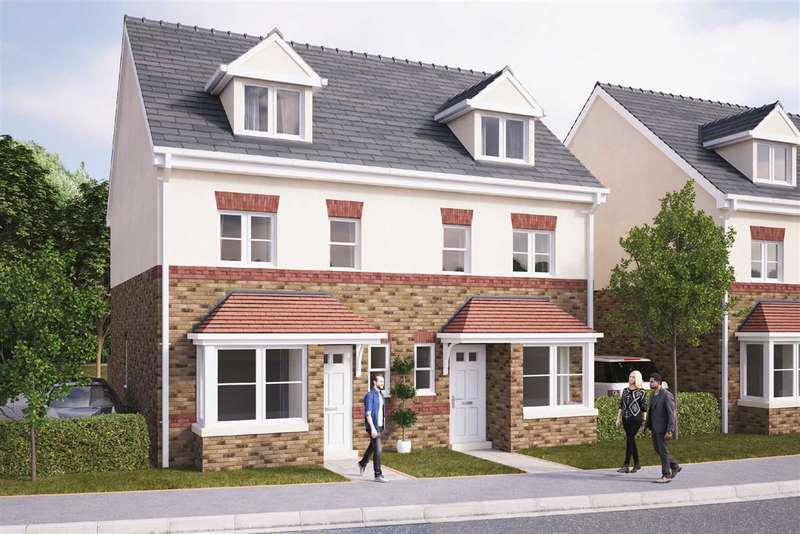 4 Bedrooms House for sale in Plot 17 Bamburgh Close, Barrow In Furness, Cumbria