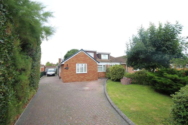 3 Bedrooms Bungalow for sale in Nindum Road, Coleview, Swindon