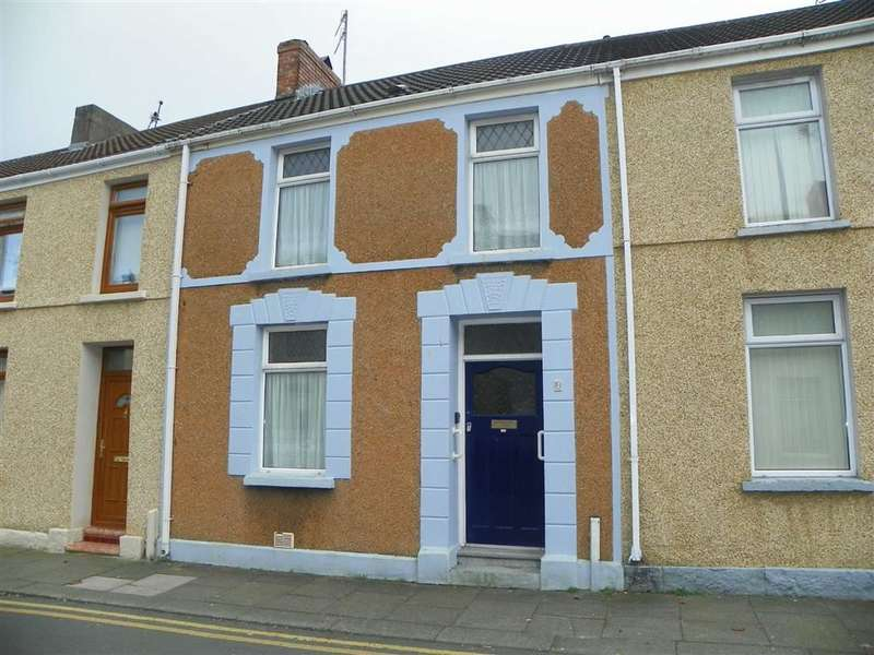 3 Bedrooms Property for sale in Waterloo Street, Llanelli